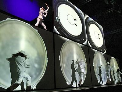 NOHclub Human Drummers